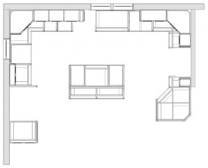 Combined Base and Upper Plan View