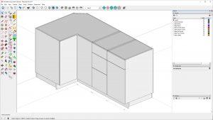 Pure Frameless Design - No Stiles or Rails