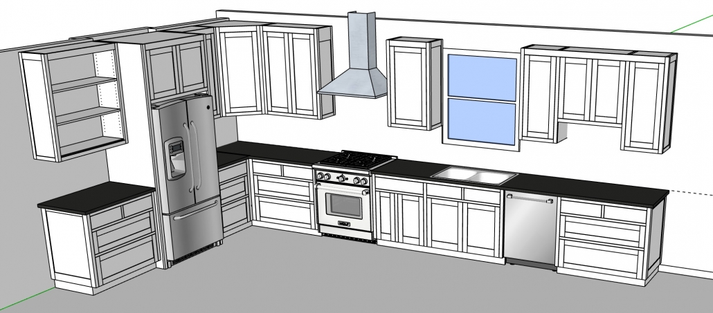 CabWriter – SketchUp Based Cabinet Design Software